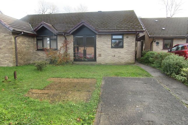Thumbnail Semi-detached house for sale in Tawe Park, Ystradgynlais, Swansea, City And County Of Swansea.