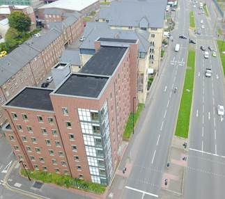 2 bed flat for sale in Metro Apartments, Cross Bedford Street, Sheffield