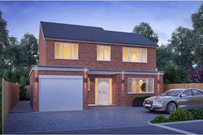 Thumbnail Detached house for sale in Western Road, Daws Heath, Benfleet, Essex