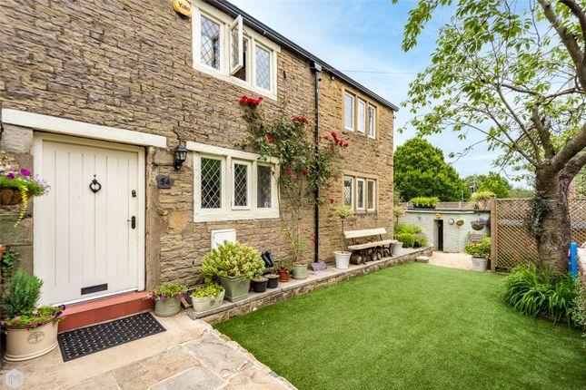 Thumbnail End terrace house for sale in Harvey Street, Smithills, Bolton