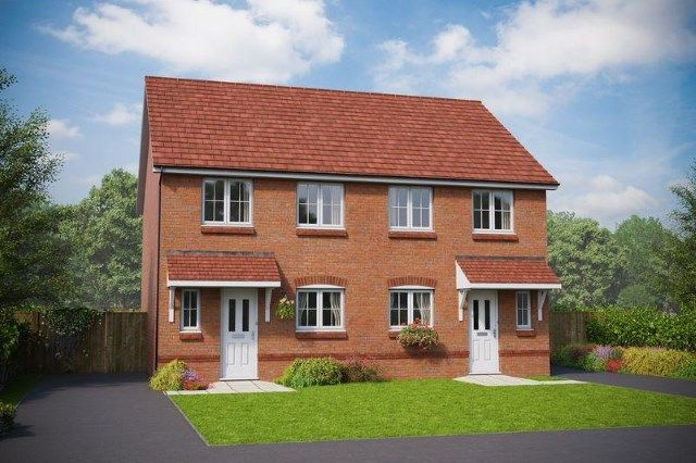Thumbnail Semi-detached house for sale in Parc Tyddyn Bach, Holyhead, Anglesey