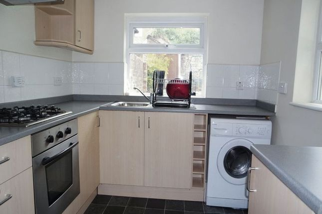 Thumbnail Terraced house to rent in Shaw Street, Newcastle-Under-Lyme