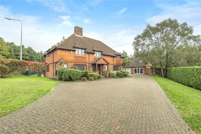 Thumbnail Detached house for sale in Bracken Place, Chilworth, Southampton, Hampshire