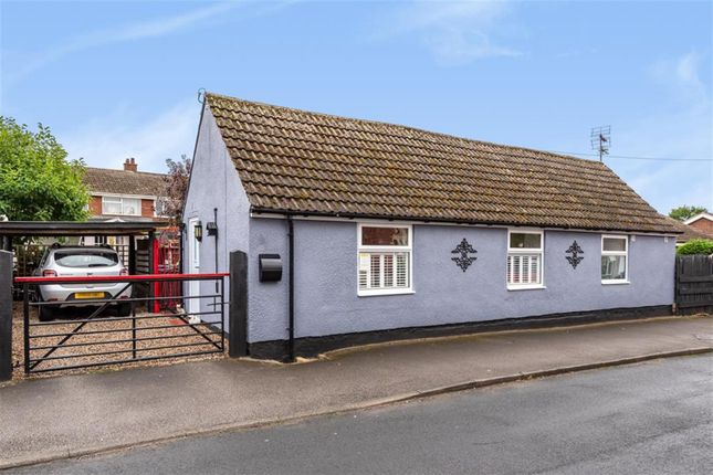 Thumbnail Detached bungalow for sale in Church Lane, Carlton, Selby