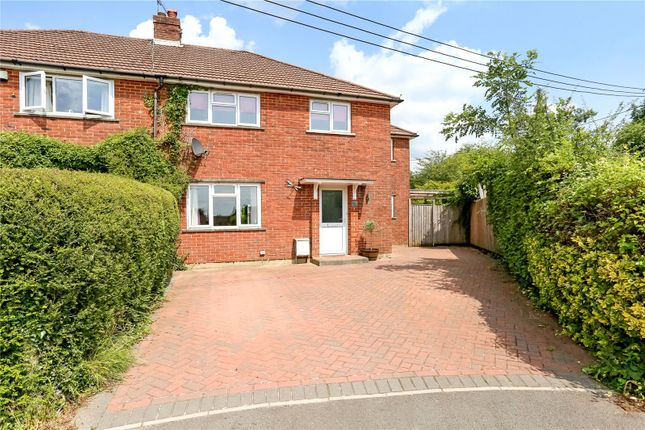 4 bed semi-detached house for sale in Windmill Fields, Four Marks, Alton, Hampshire GU34