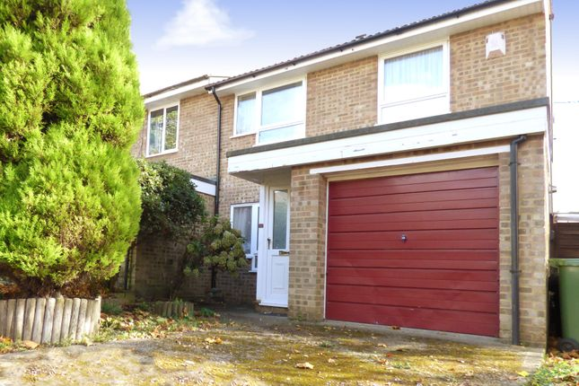 Thumbnail End terrace house for sale in Norton Road, Camberley, Surrey United Kingdom