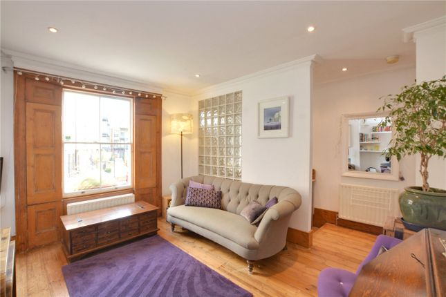 Lounge of Burgos Grove, Greenwich, London SE10