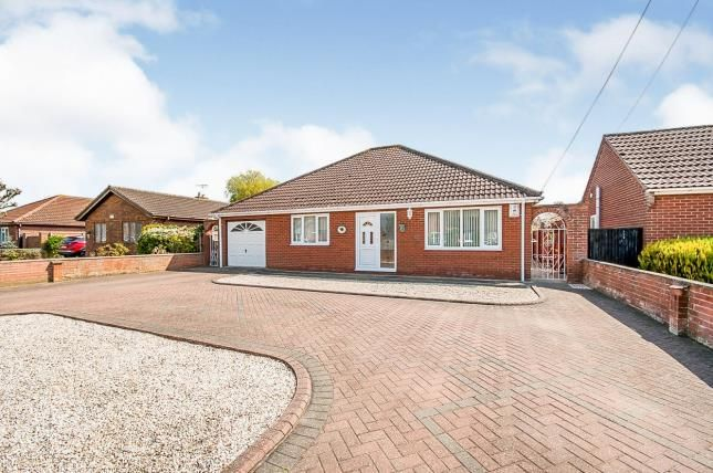 2 bed bungalow for sale in Drury Lane, Bicker, Boston, Lincolnshire PE20