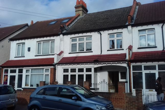 Thumbnail Terraced house for sale in Frant Rd, Thornton Heath