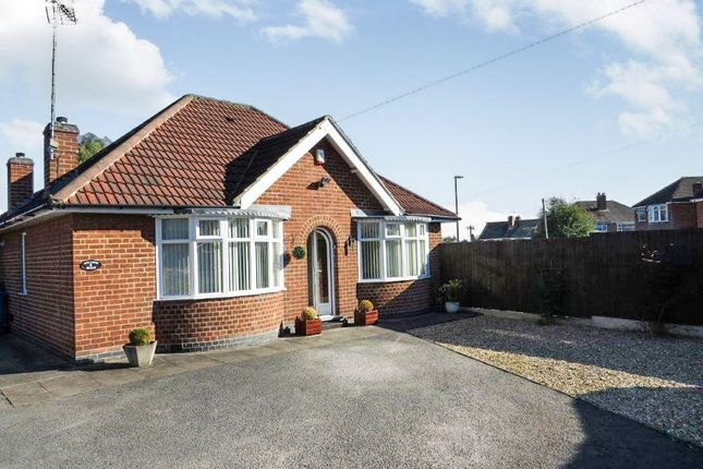 Thumbnail Detached bungalow for sale in Willson Road, Littleover, Derby