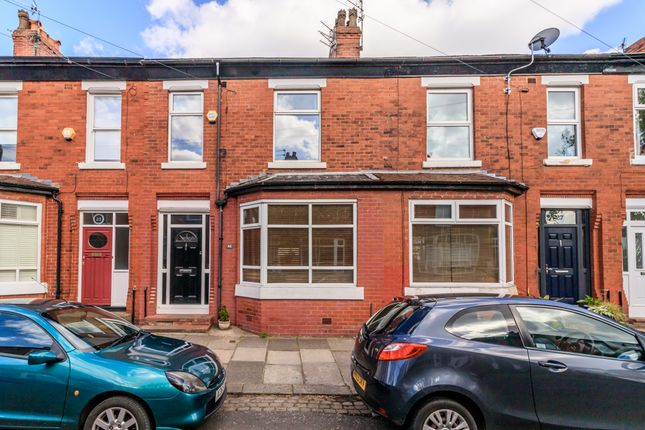 Thumbnail Terraced house for sale in Cleveleys Avenue, Chorlton, Manchester