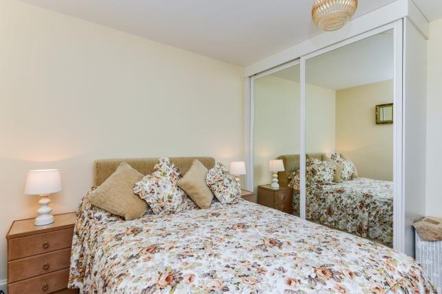 Master Bedroom of Empress Court, 403 Marine Road East, Morecambe, Lancashire LA4