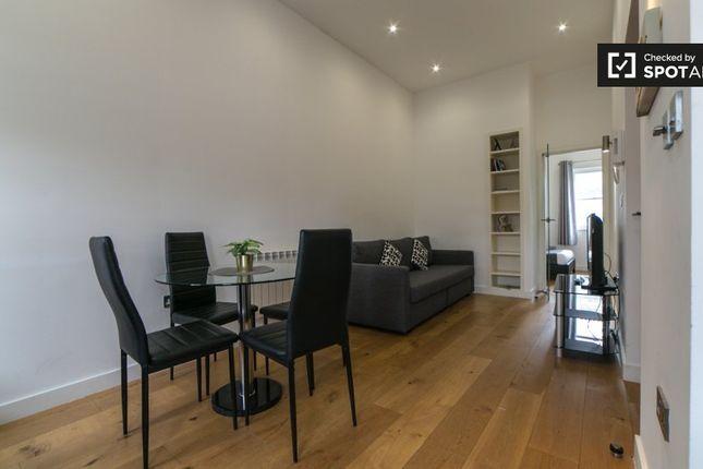 Peabody Estate, Dufferin Street, London EC1Y