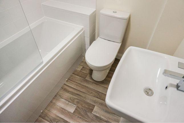 Bathroom of 2 Crompton Place, Garstang, Preston PR3