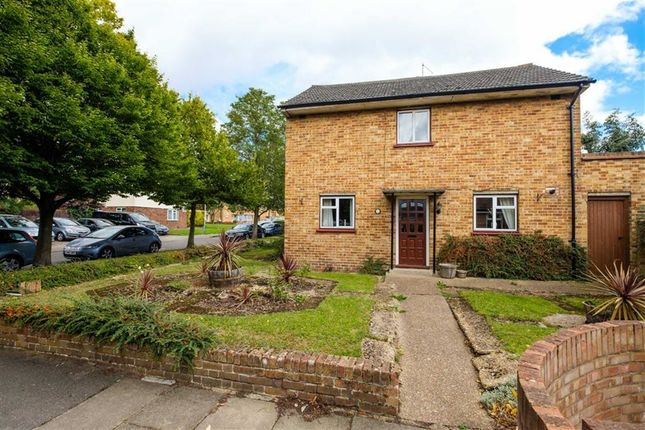 Thumbnail End terrace house for sale in The Coppice, Yiewsley, Middlesex