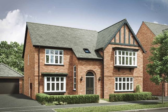 """Thumbnail Detached house for sale in """"The Chesterfield 4th Edition"""" at Shefford Road, Meppershall, Shefford"""