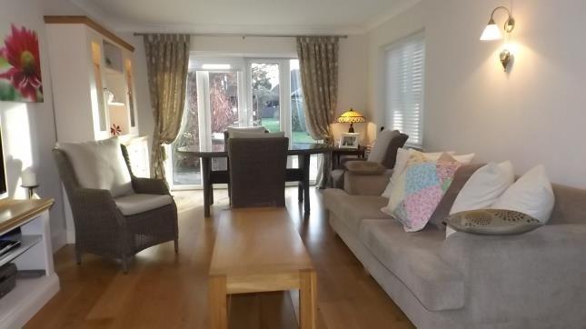 Sitting Room of Sandy Lane, Crawley Down, West Sussex RH10