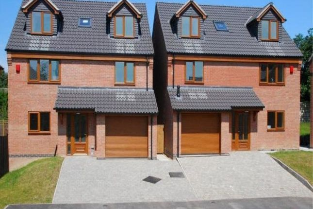 Thumbnail Detached house to rent in Maple Close, Broadmeadows, South Normanton, Alfreton