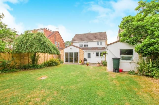 Thumbnail Detached house for sale in Badminton Road, Downend, Bristol, Gloucestershire