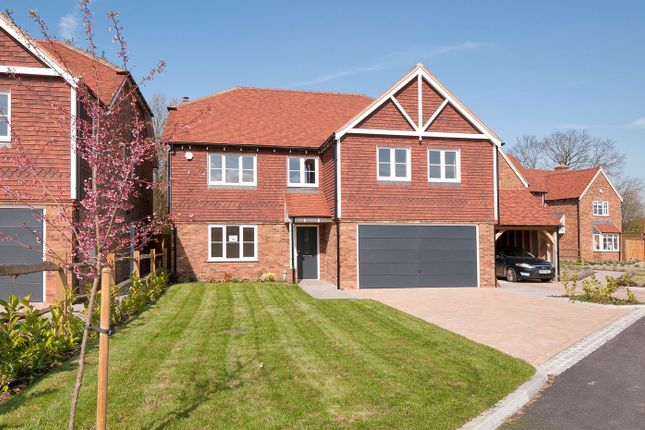 Thumbnail Detached house for sale in Fishers Road, Staplehurst, Tonbridge