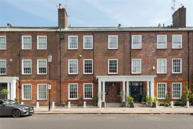 Thumbnail Terraced house for sale in Chelsea Square, London