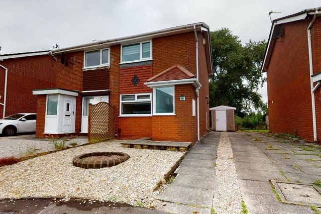 2 bed semi-detached house for sale in Rossett Drive, Urmston, Manchester M41