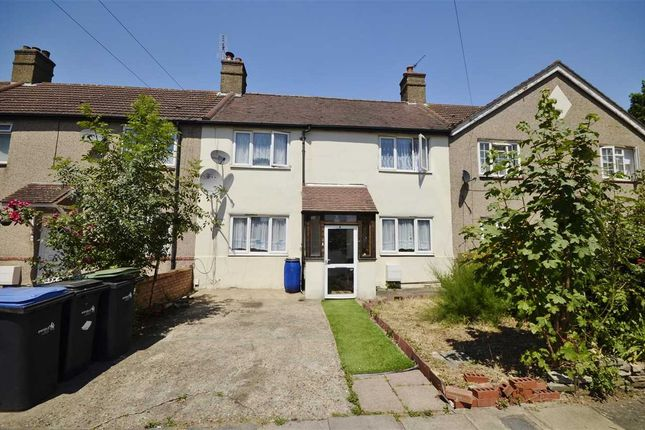 Thumbnail Terraced house to rent in Carpenter Gardens, London