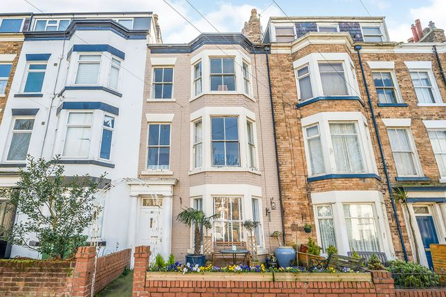 Thumbnail Terraced house for sale in Trafalgar Square, Scarborough, North Yorkshire