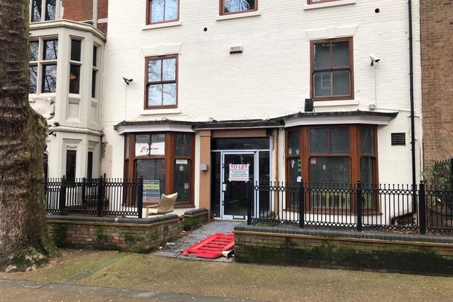 Thumbnail Restaurant/cafe to let in New Walk, Leicester