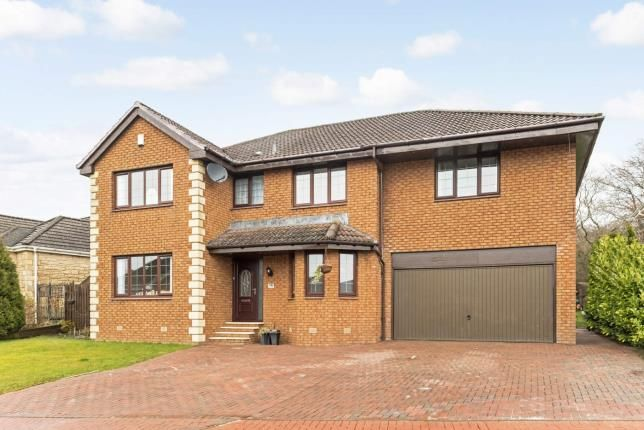 Thumbnail Detached house for sale in Braid Avenue, Motherwell, North Lanarkshire, Scotland