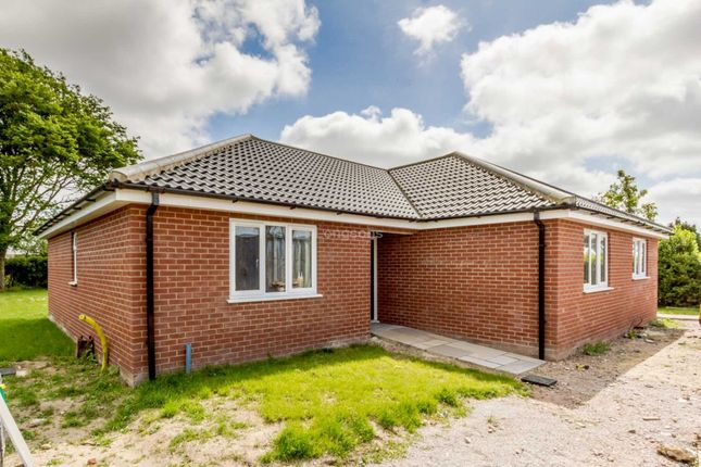 Thumbnail Detached bungalow for sale in Hale Road, Ashill, Thetford