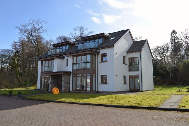 Thumbnail Flat for sale in Ferrymans, Sandbank, Argyll And Bute
