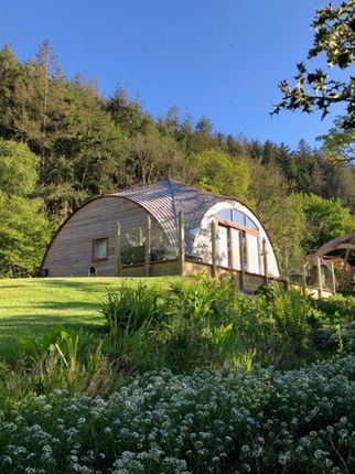 Thumbnail Lodge for sale in Lan-Y-Mor, Llanddona, Anglesey