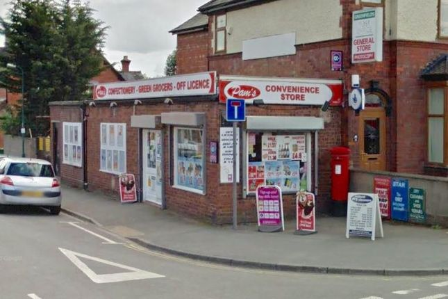 Thumbnail Retail premises to let in 41 Wood Street Greenfields, Shrewsbury, Shropshire