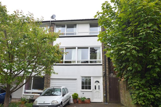Thumbnail End terrace house for sale in Wakefield Gardens, Upper Norwood