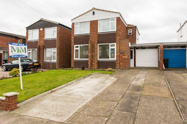 4 bed detached house for sale in Singlewell Road, Gravesend