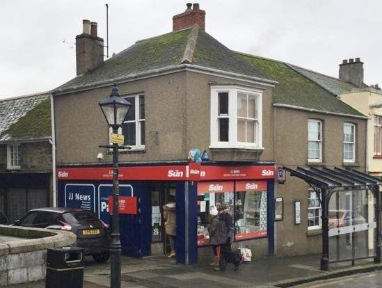 Thumbnail Retail Premises For Sale In Coinagehall Street Helston