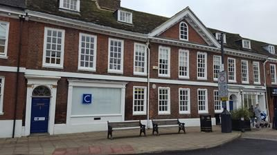 Thumbnail Office for sale in Cowper House, High Street, Huntingdon, Cambridgeshire