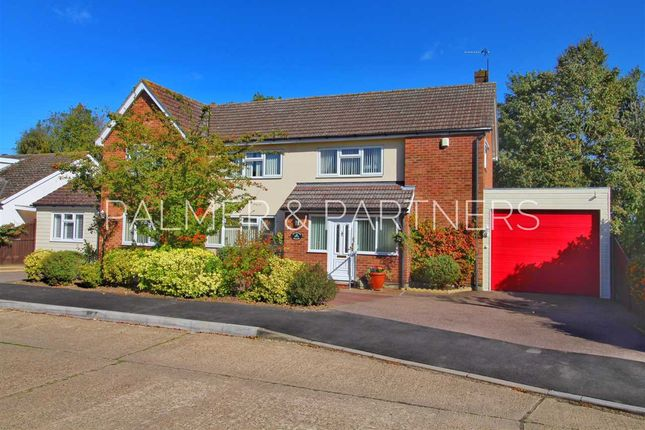 Thumbnail Detached house for sale in Duchess House, Manor Close, Great Horkesley, Colchester