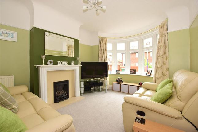 Thumbnail Detached house for sale in Sunningdale Road, Newport, Isle Of Wight
