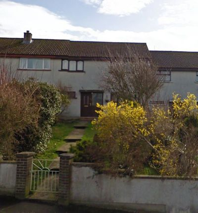 Thumbnail Terraced house for sale in Primity Crescent, Newbuildings, Londonderry