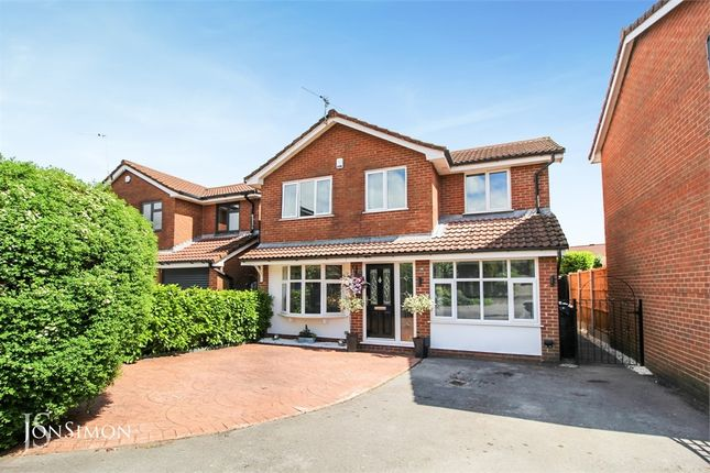 Thumbnail Detached house for sale in Raylees, Ramsbottom, Bury, Lancashire