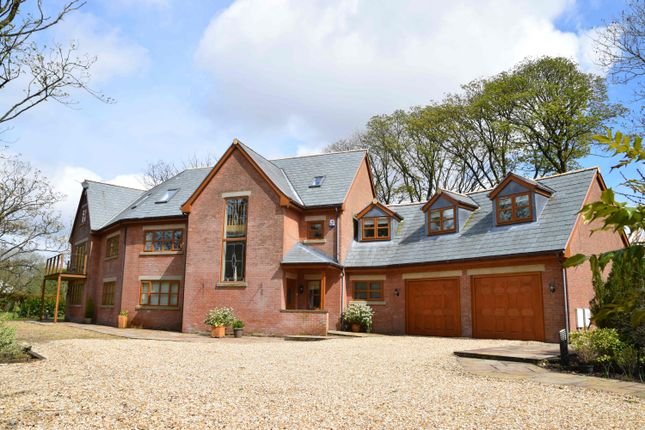 Thumbnail Detached house for sale in Rivington Road, Belmont, Bolton, Lancashire