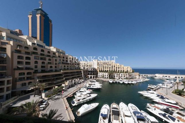 Thumbnail Parking/garage for sale in Furnished Duplex Penthouse St Julians, St Julians, Malta