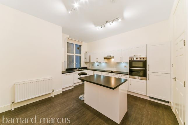 Thumbnail Flat to rent in Hyde Park Mansions, Transept Street, Marylebone