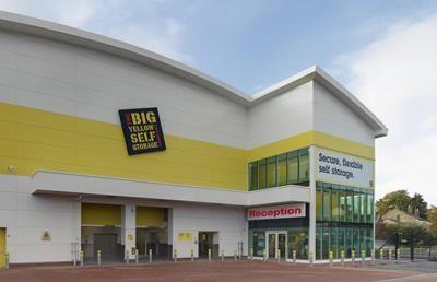 Warehouse to let in Big Yellow Self Storage Sheffield Hillsborough, 718 Penistone Road, Sheffield