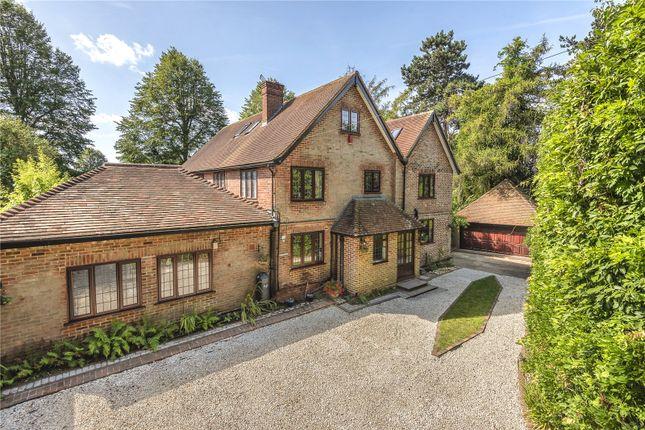 Thumbnail Detached house for sale in Ashmead Drive, Denham Village, Denham, Buckinghamshire