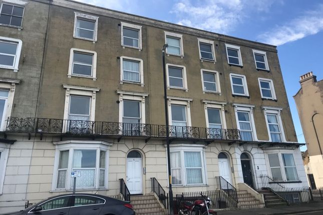 Thumbnail Flat to rent in Ethelbert Terrace, Margate