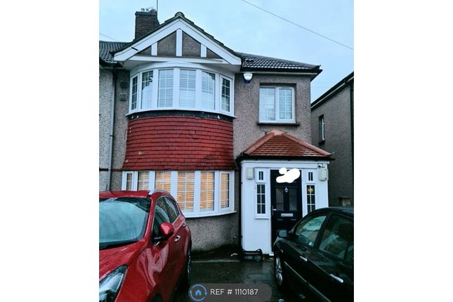 3 bed semi-detached house to rent in Westwood Lane, Greater London DA16
