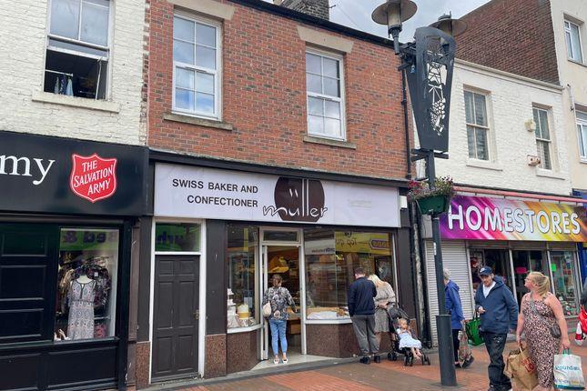 Thumbnail Retail premises for sale in 24 Blandford Street, Sunderland